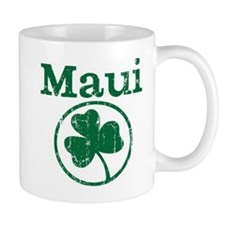 Maui shamrock Mug