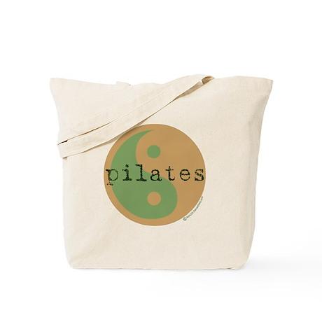 Pilates Yin Yang Tote Bag