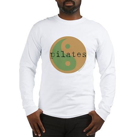Pilates Yin Yang Long Sleeve T-Shirt