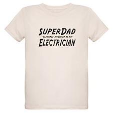 superdad electrician T-Shirt