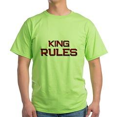 king rules T-Shirt