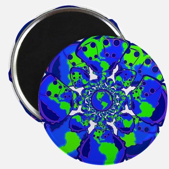 World of Cloth Magnet