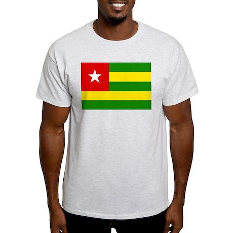 togo Flag Light T-Shirt