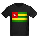 Togo Kids T-shirts (Dark)