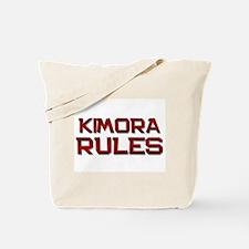 kimora rules Tote Bag