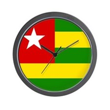 Togolese Wall Clock