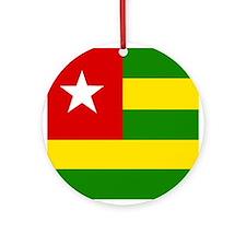 Togolese Ornament (Round)