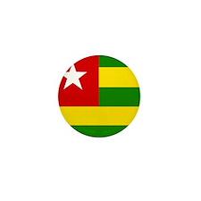 Togolese Mini Button (100 pack)