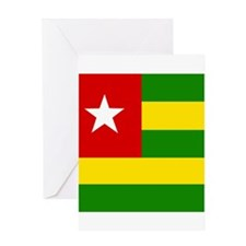 Togolese Greeting Card