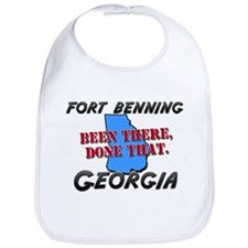 fort benning georgia - been there, done that Bib