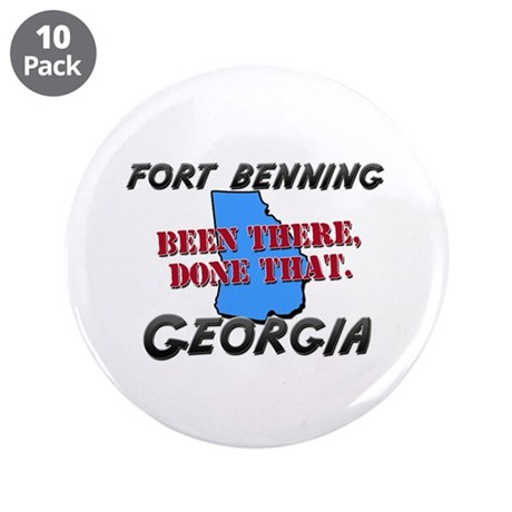fort benning georgia - been there, done that 3.5""