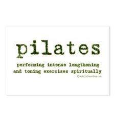 Pilates Spirit Postcards (Package of 8)