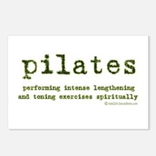 Pilates Spirit Postcards (Package of 8)