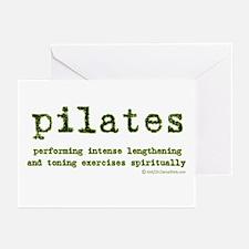 Pilates Spirit Greeting Cards (Pk of 20)