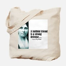 "Alcott ""Friend"" Tote Bag"