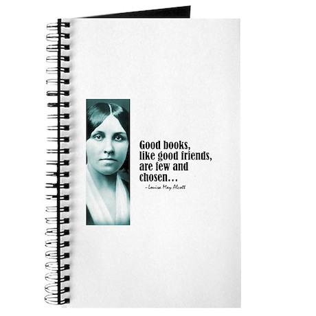 """Alcott """"Good Books"""" Journal"""