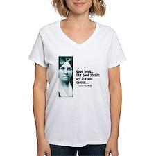 """Alcott """"Good Books"""" Shirt"""