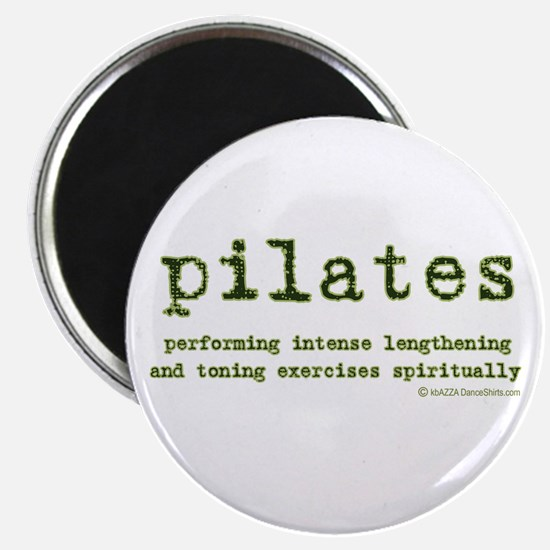 Pilates Spirit Magnet