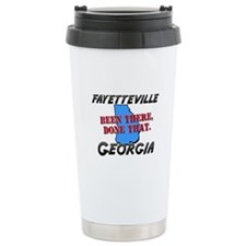 fayetteville georgia - been there, done that Ceram
