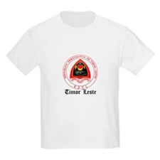 Timorese Coat of Arms Seal T-Shirt