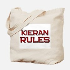 kieran rules Tote Bag