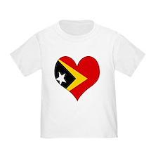 I Love Timor Leste T
