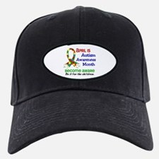 Autism Awareness Month Baseball Hat