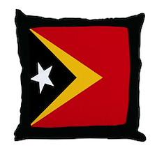 Timorese Throw Pillow