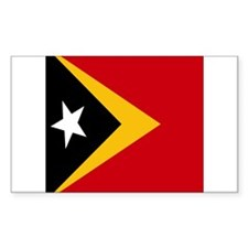 Timorese Rectangle Decal