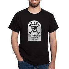 Rest In Punk Black T-Shirt