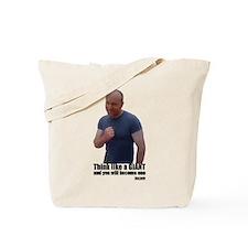 Tote Bag: Think Like a Giant