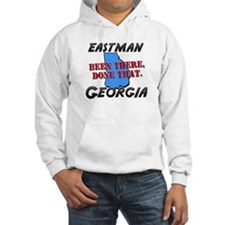 eastman georgia - been there, done that Hoodie