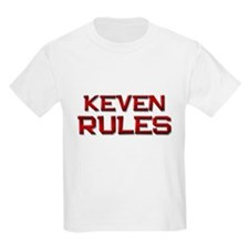 keven rules T-Shirt