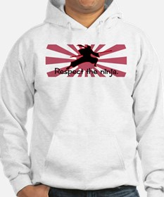 Ninja Respect (Sun) Jumper Hoody