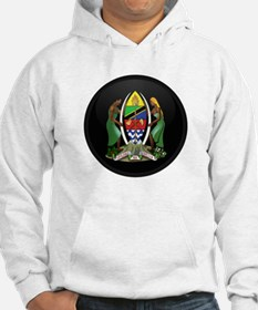 Coat of Arms of Tanzania Hoodie