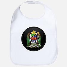Coat of Arms of Tanzania Bib