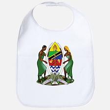 Tanzania Coat of Arms Bib