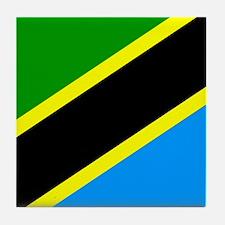 Tanzanian Tile Coaster