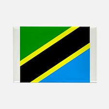 Tanzanian Rectangle Magnet
