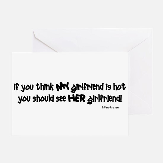 If you think MY girlfriend is Greeting Card