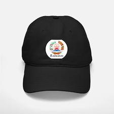 Tajikistani Coat of Arms Seal Baseball Hat