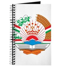 Tajikistan Coat of Arms Journal