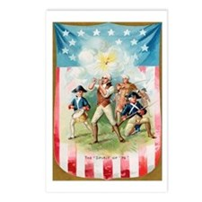 """""""Spirit Of 76"""" Postcards (Package of 8)"""