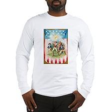 """""""Spirit Of 76"""" Long Sleeve T-Shirt"""