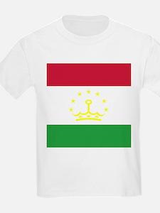 Tajikistani T-Shirt