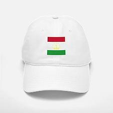 Tajikistani Baseball Baseball Cap