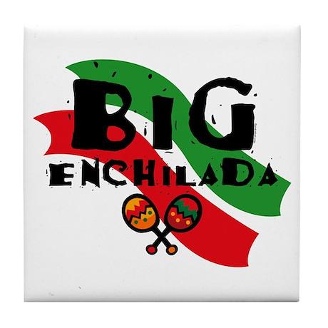 Big Enchilada Tile Coaster