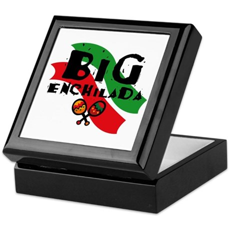 Big Enchilada Keepsake Box