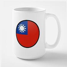 taiwan Large Mug