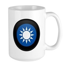 Coat of Arms of taiwan Mug